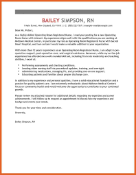 rn letter of recommendation letter of interest nursing gallery letter format examples