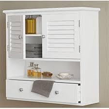 White Bathroom Storage Furniture White Cleveland Country