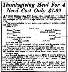 let s prepare thanksgiving dinner from 1929 consumerist