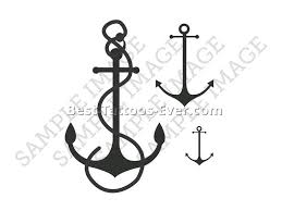 small anchor tattoo 3 best tattoos ever