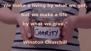 best charity quotes for fundraising with images care foundation