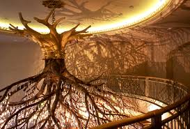 tree chandelier mta arts design mnr permanent