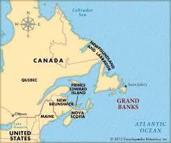 grand banks atlantic britannica