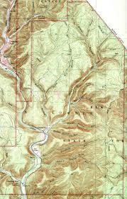 Pa Road Map Cameron County Pennsylvania Township Maps