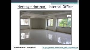 office for sale in heritage horizon off c g road navrangpura