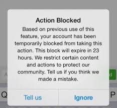 How To Block Be Like - instagram like block explanations solutions by jarvee