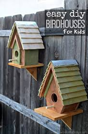 Small Woodworking Projects For Beginners by Easy Woodworking Projects Diy Birdhouse Easy Woodworking
