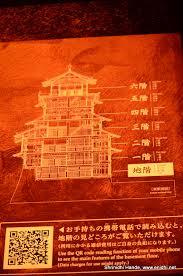 Himeji Castle Floor Plan The Majestic Himeji Castle Japan Enidhi India