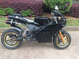 black honda bike x18 and x19 honda super pocket bike pocket rocket belmonte bikes