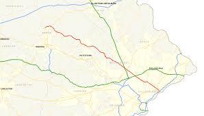 University Of Pennsylvania Map by Pennsylvania Route 73 Wikipedia