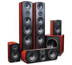 Cool Looking Speakers Tower Speaker Reviews Sound U0026 Vision