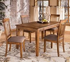 ashley furniture berringer 5 piece 36x60 table u0026 chair set