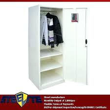 clothes storage cabinets with doors wardrobes steel wardrobe cabinet simple design 2 door steel
