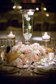 Vase And Candle Centerpieces by 352 Best Centerpiece Flowers U0026 Candles Images On Pinterest