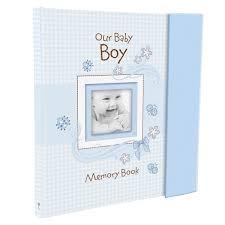baby boy memory book our baby boy memory book