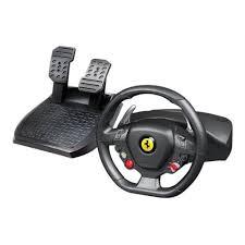 siege volant xbox 360 458 italia ensemble volant et pédales filaire pour pc