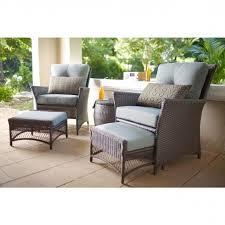 patio furniture with ottomans brilliant fantastic patio chair with nesting ottoman patio chair