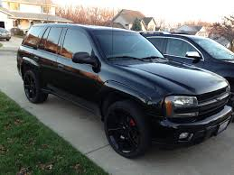 this was a 2003 chevy trailblazer we designed from the ground up