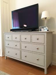 ikea hack hemnes dresser ikea hack project with the all white hemnes dresser painted parts