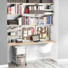 Office Shelf Decorating Ideas Dazzling Design Home Office Shelving Modest Decoration 17 Best