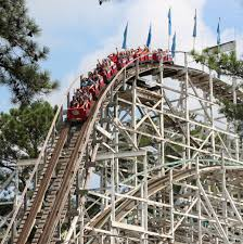 Six Flags Rides Ga Georgia Cyclone To Be Retired At The End Of July Bigstory