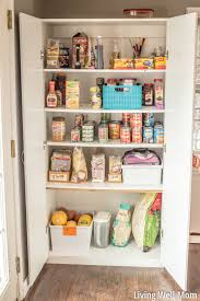 How To Organize Your Kitchen Pantry - how to organize your pantry u0026 keep it that way even with kids