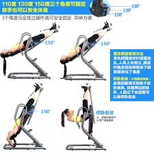 Upside Down Bench Machine Home Fitness Equipment Upside Down Hanging Stretch Stretch