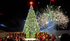 macy s great tree lighting ushers in the season