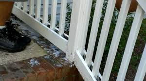 How To Paint Banister How To Paint Hand Rails Preparation Youtube