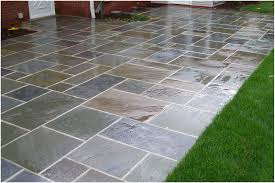 Patterns For Patio Pavers by Backyards Compact Outdoor Concrete Patio Ideas Next To Brick