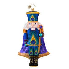 christopher radko ornaments 2014 radko sugar plume nutcracker