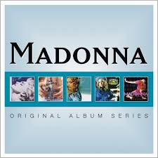 photo album sets madonna original album series and the complete studio albums