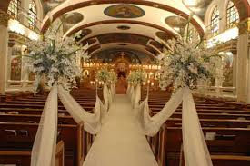 wedding decorating ideas 1 floral church wedding decoration ideas 2014 weddings
