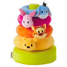 baby toy rings images Itty bittys winnie the pooh baby stuffed animal stacker baby jpg