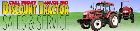 discount tractor sales