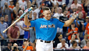 Aaron Judge Made His Mlb Debut In Center Field - shaq adds aaron judge s rookie year to shortlist of legendary nba
