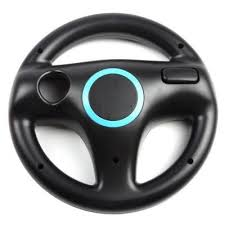 gaming steering wheel kart racing gaming steering wheel controller 4 07