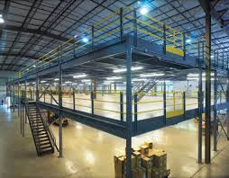 warehouse mezzanine systems u0026 platforms kabtech corp