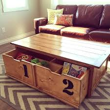 Kid Friendly Coffee Table Baby Living Room Furniture New Baby Means Kid Proofing Box