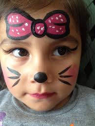 minnie mouse face paint ideas pinterest minnie mouse mice