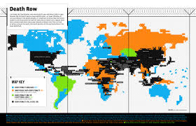 Death Penalty States Map by Transparency The Death Penalty Around The World Good