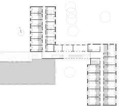 Dormitory Floor Plans by Belus U0026 Hénocq Completes Timber Dormitory For Parisian