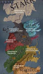 7 kingdoms map aegon s conquest throneslife