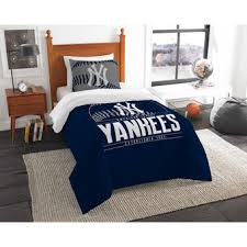 New York Themed Bedroom Decor New York Yankees Home And Office Bedding Tumblers Mlbshop Com