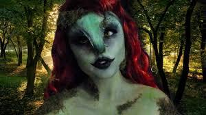 nyx uk face awards 2016 entry woodland nymph sfx makeup