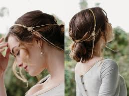 hair chains goddess headpiece 12 timelessly beautiful bridal hair chains