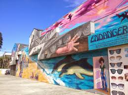 public art in la venice murals but for winters the true endangered species are the locals of venice beach who are being driven out of their land through the changing landscape of their
