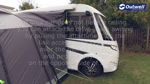 Outwell Country Road Awning How To Connect A Tall Drive Away Awning Innovative Family