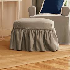 best ottoman slip covers that you will be interested with homesfeed