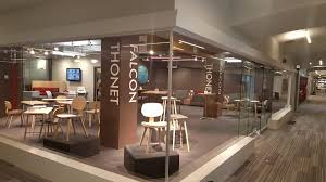 Booths U0026 Wallbenches Falcon Products Neocon 2017